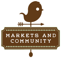 Markets and Community Logo